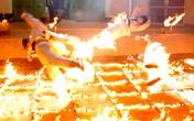Cascadeur Việt kể chuyện 'bay và cháy' ở Bollywood