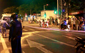 Tai nạn liên hoàn trong đêm, nam thanh niên bị xe tải cán chết
