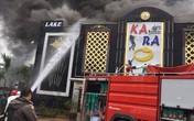 Thông tin mới nhất vụ cháy lớn quán karaoke ở Hà Nội