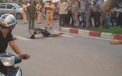 Hà Nội: Cô gái trẻ bị xe bồn cán tử vong trên đường Phạm Hùng