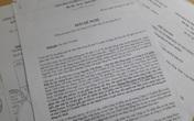 Dùng hồ sơ có chữ ký giả để xin đổi giấy phép kinh doanh