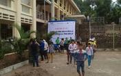 Vùng lũ Yên Bái, Sơn La: Lắp nhà, ghép lớp để kịp khai giảng