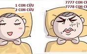 """Ngủ sao cho đúng? (3): """"Đếm cừu"""" mãi sao không ngủ được?"""
