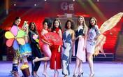 Mỹ Linh cùng dàn thí sinh Miss World diễu hành ở Trung Quốc