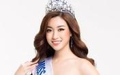 Hoa hậu Đỗ Mỹ Linh lo lắng về cơn bão số 12 dù đang dồn sức thi Miss World
