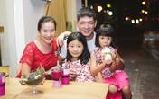 Trước nghi án ngoại tình với Trương Quỳnh Anh, Bình Minh đã có một gia đình hạnh phúc