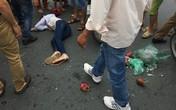Hải Phòng: Vượt đèn đỏ, hai thanh niên gây tai nạn bỏ trốn