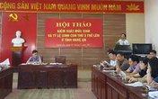 Nghệ An: Hội thảo kiểm soát mức sinh và tỉ lệ sinh con thứ 3 trở lên
