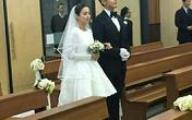 Rò rỉ hình ảnh hiếm hoi Kim Tae Hee và Bi Rain hạnh phúc thề nguyện bên trong đám cưới thế kỷ
