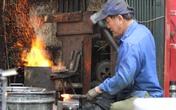 Hà Nội: Niềm tiếc nuối của người thợ rèn cuối cùng ở phố Lò Rèn