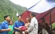 Đoàn Thanh niên Bộ Y tế thăm hỏi, ủng hộ đồng bào mưa lũ ở Sơn La