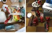 Hải Phòng: Triệt phá ổ nhóm sản xuất và buôn bán chất ma túy