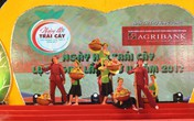 Khai mạc Ngày hội trái cây độc đáo nhất Việt Nam