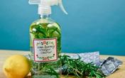 Quên mấy lọ tẩy rửa sặc mùi hóa chất đi, 7 dung dịch từ dấm trắng sẽ giúp nhà bạn trắng sạch tinh tươm