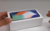Mở hộp iPhone X đầu tiên trên thế giới