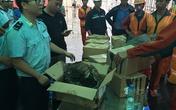 """Hải Phòng: Phát hiện 4 container chứa shisha và lá """"Thiên đường"""" cực độc"""