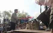 Hải Phòng: Hàng nghìn người dự lễ đúc 13 pho tượng đồng ở chùa Thắng Phúc