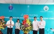Lễ khai trương phòng khám đa khoa trường đại học Y Tế Công Cộng