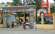 Một bảo vệ Bệnh viện Sản Nhi Nghệ An bị đâm trọng thương