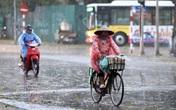 Cả nước mưa to, có khả năng xảy ra lốc xoáy