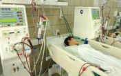 Hà Nội: Người đàn ông ngộ độc methanol thường uống rượu ở ngã tư Trường Chinh - Giải Phóng