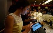 Nhà hàng dùng iPad làm đĩa đựng thức ăn ở Mỹ