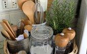 Mẹo lưu trữ đồ dùng nhà bếp gọn gàng và sạch sẽ hơn