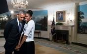 "Valentine của nhà Obama: ""Gửi tình yêu cuộc đời"""