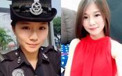 Nữ cảnh sát 9X gây chú ý vì xinh như hot girl