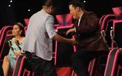 Cẩm Ly, Mr. Đàm lớn tiếng với Quang Lê vì bất lịch sự