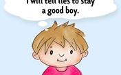 Những nguyên nhân khiến trẻ hay nói dối