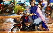 Sài Gòn nguy cơ ngập nặng do mưa to và triều cường