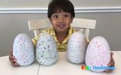 Cậu bé 6 tuổi thành triệu phú nhờ đánh giá đồ chơi