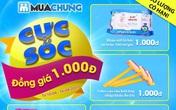 Bạn có tin không: Mua hàng chỉ với 1.000Đ tại cửa hàng Muachung Hà Đông