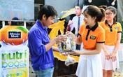 Nutriboost tặng quà tết cho người lao động 3 tỉnh thành