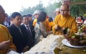 Sở Du lịch lên tiếng về cặp bánh chưng 700kg ở Nghệ An