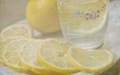 Không ngờ uống nước chanh mỗi ngày nhận tới 11 kỳ tích cho sức khỏe
