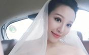 Vợ mới cưới của Mạnh Quân 'Nhật ký Vàng Anh' xinh như hot girl