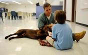 Cuộc đời cậu bé tự kỷ này đã thay đổi hoàn toàn sau khi gặp chú chó của kẻ sát nhân trong trại giam