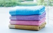Bảo vệ da, không lo mụn với 3 loại khăn bông đặc biệt