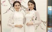 Hoa hậu Kỳ Duyên đọ sắc bên 'cô gái thời tiết' Mai Ngọc