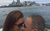 Lý Thanh Thảo được bạn trai Tây cầu hôn ở Australia