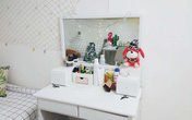 Nữ chủ nhân biến căn phòng thuê ẩm mốc thành 'nơi đáng sống'