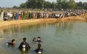 Rủ nhau đi câu cá, 5 học sinh đuối nước thương tâm