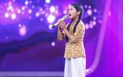 Bích Phương suýt khóc khi nghe cô bé hát 'Ru lại câu hò'