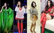 Dù mặt đẹp miễn chê, diva Thanh Lam vẫn không thoát khỏi thảm họa bởi gu thời trang dị biệt