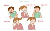 Mệt mỏi vì nhầm lẫn dị ứng với cảm lạnh