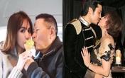 """Những điểm giống nhau kỳ lạ giữa Vũ Hoàng Việt và Ngọc Trinh khi cùng yêu """"bồ già"""" tỷ phú"""