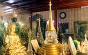 Kì bí 30 bảo tháp Xá lợi Phật trong cổ tự Viên Đình