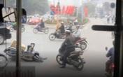 """""""Trải nghiệm"""" một chuyến buýt nhanh BRT của Hà Nội giữa giờ cao điểm"""
